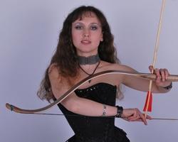 Модерн традиционные луки