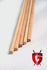Древки для стрел 8 мм (Клён)