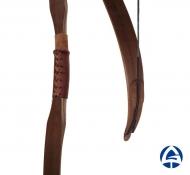 Короткий рекурсивный лук Fox Black (horsebow Fox Black) FB2